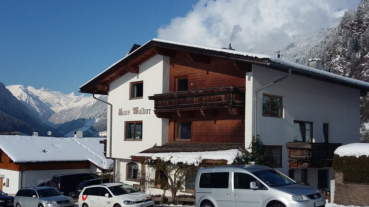 Appartement Haus Wallner Neustift, Stubai